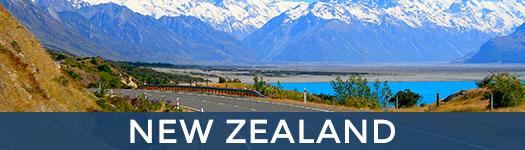 New Zealand Car Hire Guide