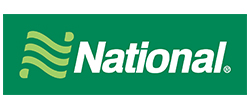 Car Rental with National
